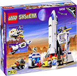 Схемы и инструкции LEGO City - Mission Control - Lego City 6456