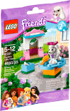Схемы и инструкции LEGO Friends - Poodle's Little Palace (Дворец пуделя) - LEGO Friends 41021