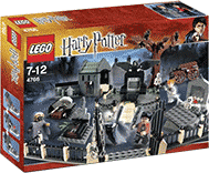 Схемы и инструкции LEGO Harry Potter - Graveyard Duel (Дуэль на кладбище) - Lego Harry Potter 4766