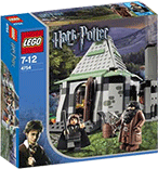 Схемы и инструкции LEGO Harry Potter - Hagrid's Hut (Хижина Хагрида) - Lego Castle 4754