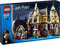 Схемы и инструкции LEGO Harry Potter - Hogwart's Castle (Замок Хогвартс) - Lego Castle 4757