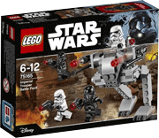 Схемы и инструкции LEGO Star Wars - Imperial Trooper Battle Pack (Боевой набор Империи) - Lego Star Wars 75165