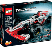 Схемы и инструкции LEGO Technic - Grand Prix Racer (Чемпион Гран При) - Lego Technic 42000